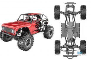 Redcat Wendigo Builder Kit