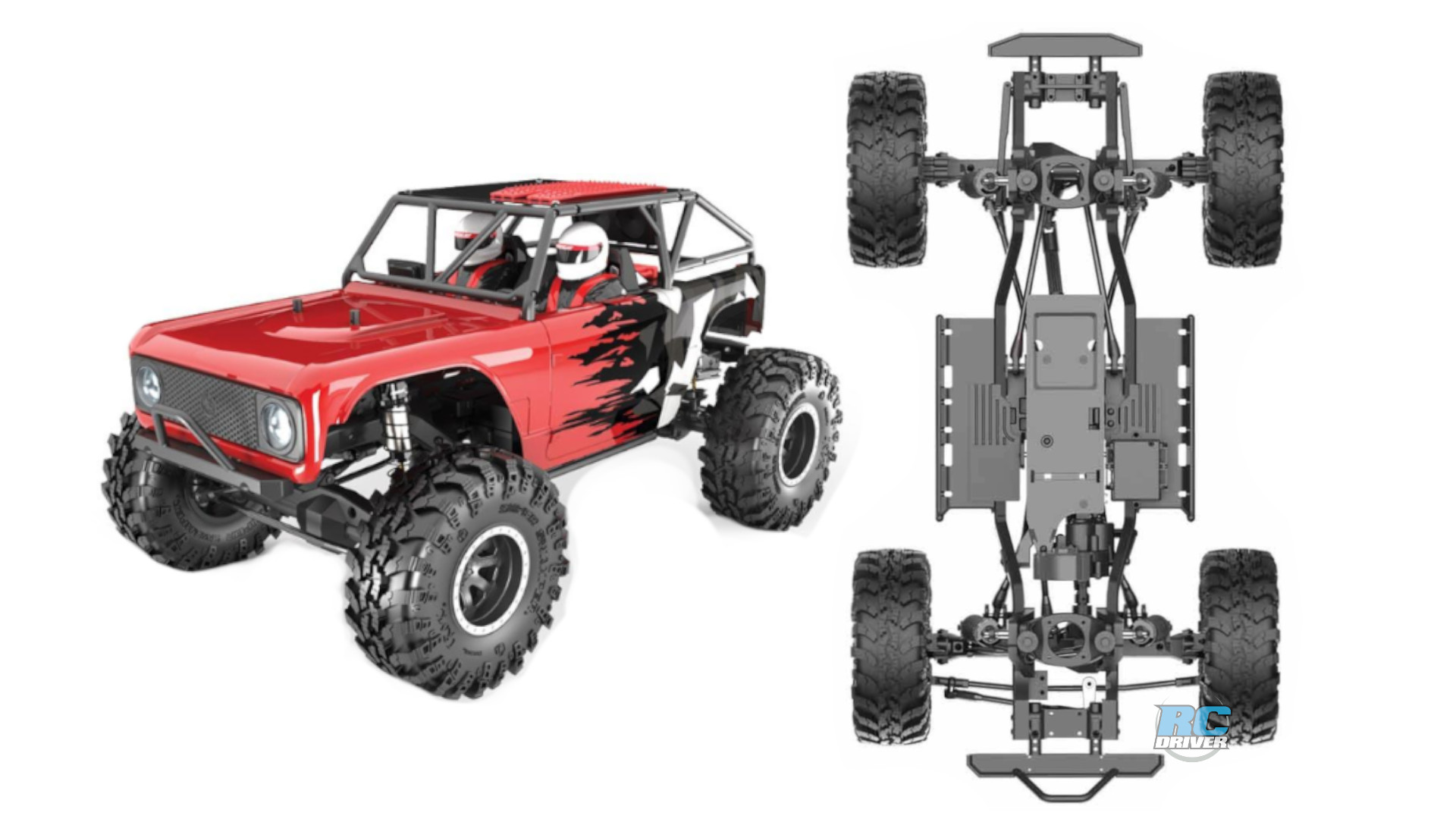 Redcat Wendigo Builder's Kit announced