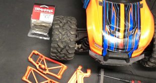 Suspension Arm & Pin Swap - Traxxas Maxx