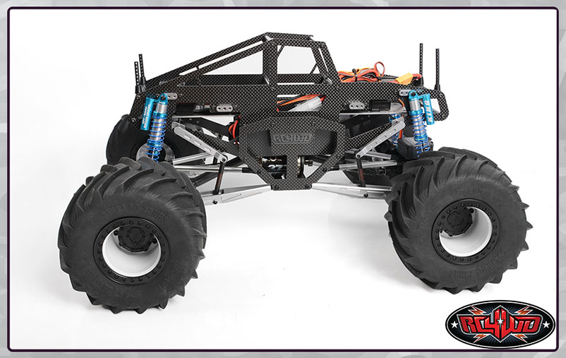 RC4WD Carbon Assault Racing Monster Truck