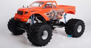 RC4WD Carbon Assault Racing Monster Truck