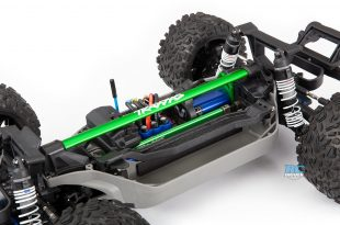 Traxxas Heavy-Duty Chassis Brace for the Rustler 4x4/Slash 4x4