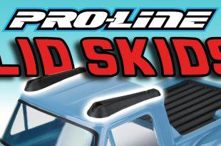 Pro-Line Lid Skid Body Protectors