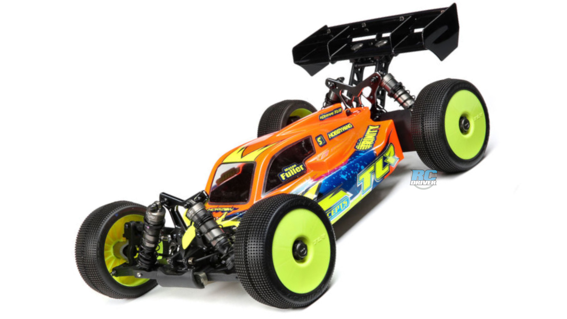 TLR 8IGHT-XE ELITE 4WD Electric Buggy Race Kit