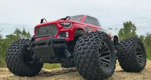 ARRMA Granite 4x4 3S BLX RTR V3 Monster Truck Review