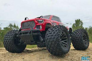 ARRMA Granite 4x4 3S BLX RTR V3 Monster Truck Review