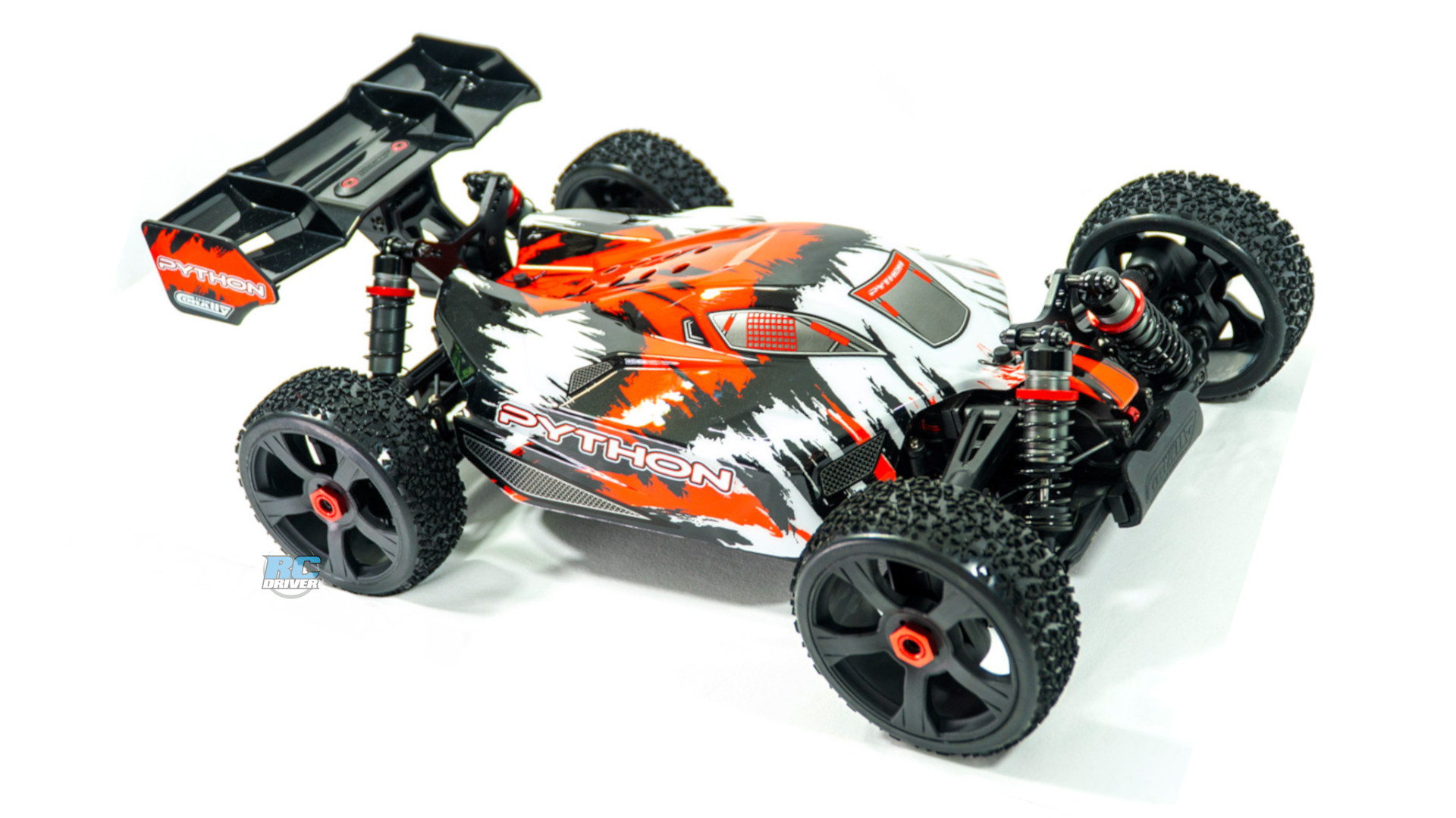 Corally Python XP 6S 1/8-scale Racing Buggy