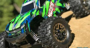 Traxxas Hoss 4x4 VXL Monster Truck Review