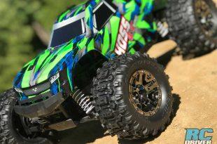 Traxxas Hoss 4x4 VXL Monster Truck Review
