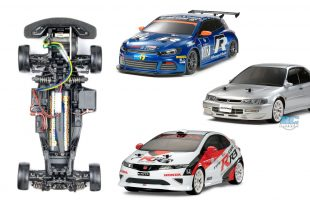Top 10 Tamiya upgrades for the FF-03 chassis