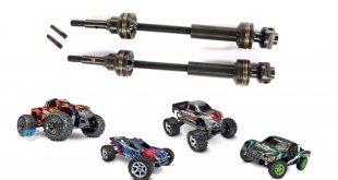 Traxxas Heavy-Duty Steel Splined Driveshafts