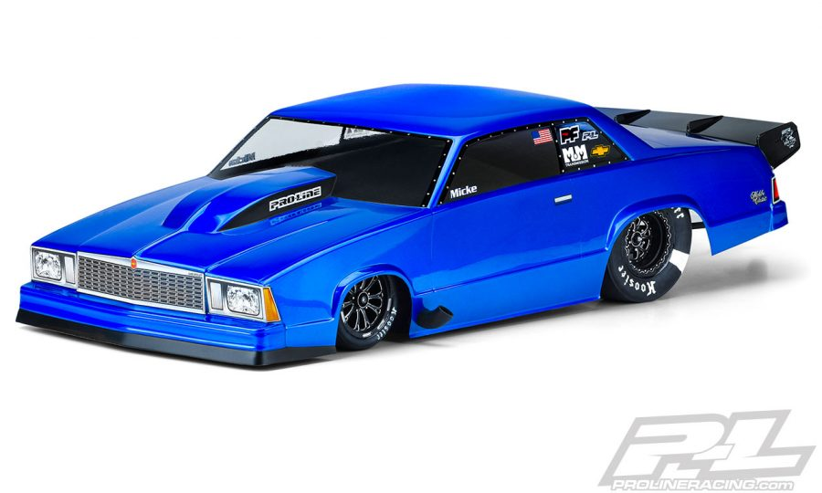 No Prep Drag Racing Option Parts From Pro-Line