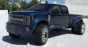 CEN Racing Ford F450 DL Series Custom RTR Truck Review