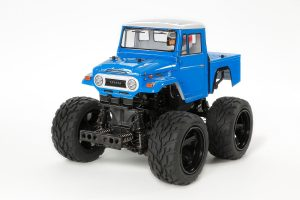 Top 5 Tamiya hop-up options for the Toyota Land Cruiser 40 Pick-Up