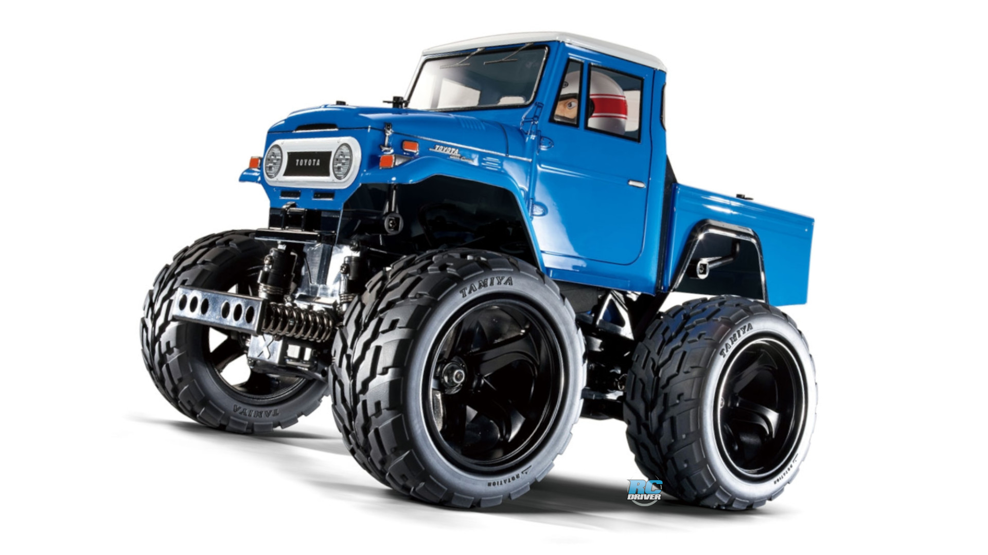 Top 5 Tamiya hop-up options for the Toyota Land Cruiser 40