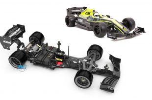 Icon - The New Schumacher Formula Car