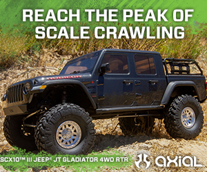 Axial Gladiator