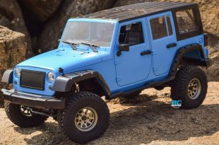 RC4WD Cross Country Off-Road RTR Crawler