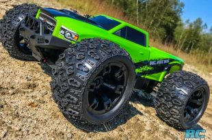 Redcat RC-MT10E Brushless 4x4 Truck Review