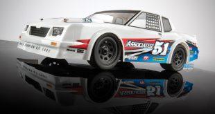 Team Associated SR10 Dirt Oval RTR Announced