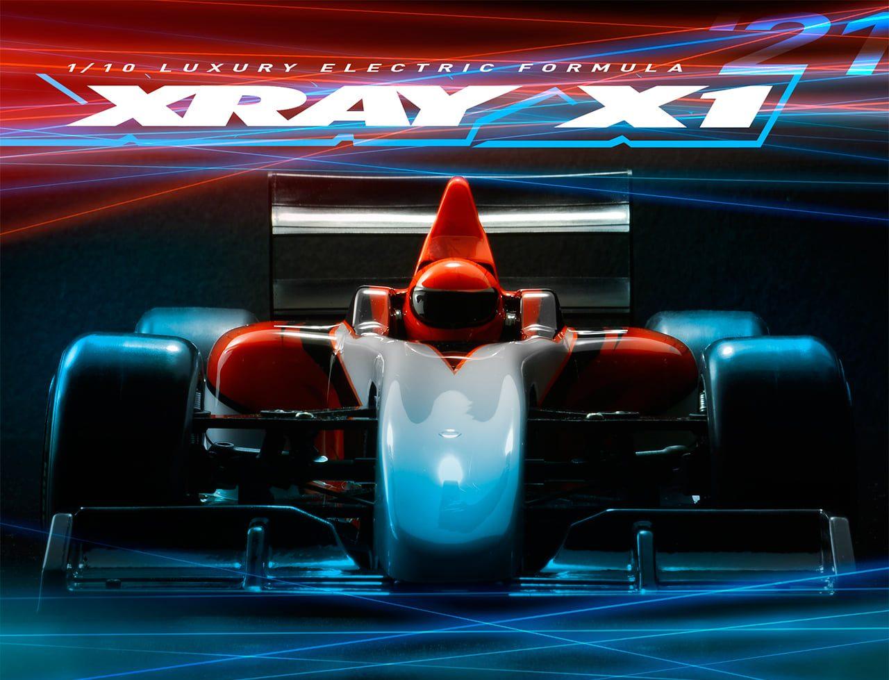 XRAY X1 '21 luxury formula car announced