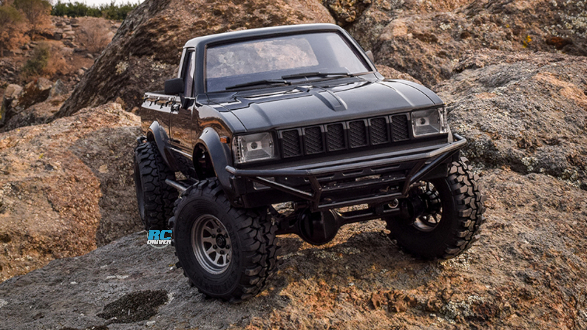 RC4WD Trail Finder2 Midnight Edition – coming soon