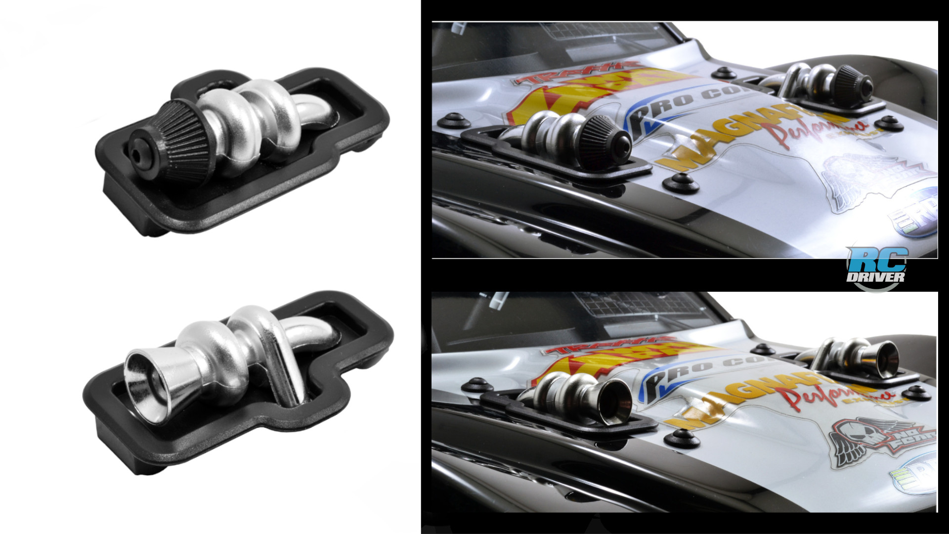 RPM Mock Mirror Turbos To Boost Scale Detail