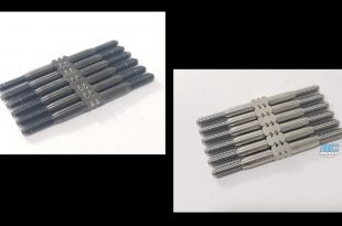 175RC HD Titanium Turnbuckle Sets for B6.2/D