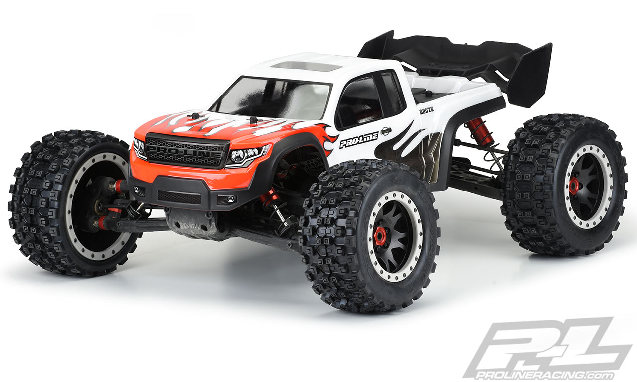 Pro-Line Monster Truck body Offerings
