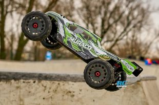 Corally Muraco XP 6S 1/8-Scale Truggy