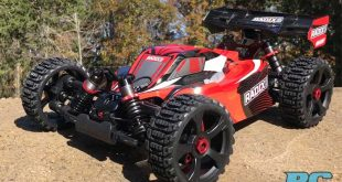 Team Corally Radix6 XP RTR Off-Road Brushless Buggy Review