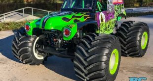 Losi LMT Gravedigger 4x4 RTR RC Monster Truck Review