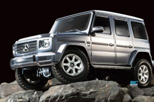 10 useful hop-ups for the Tamiya Mercedes-Benz G 500