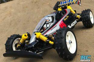 Tamiya VQS 2020 4WD Off-Road Buggy Kit Review