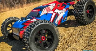 Team Corally Kronos XP V2 Brushless Monster Truck Review