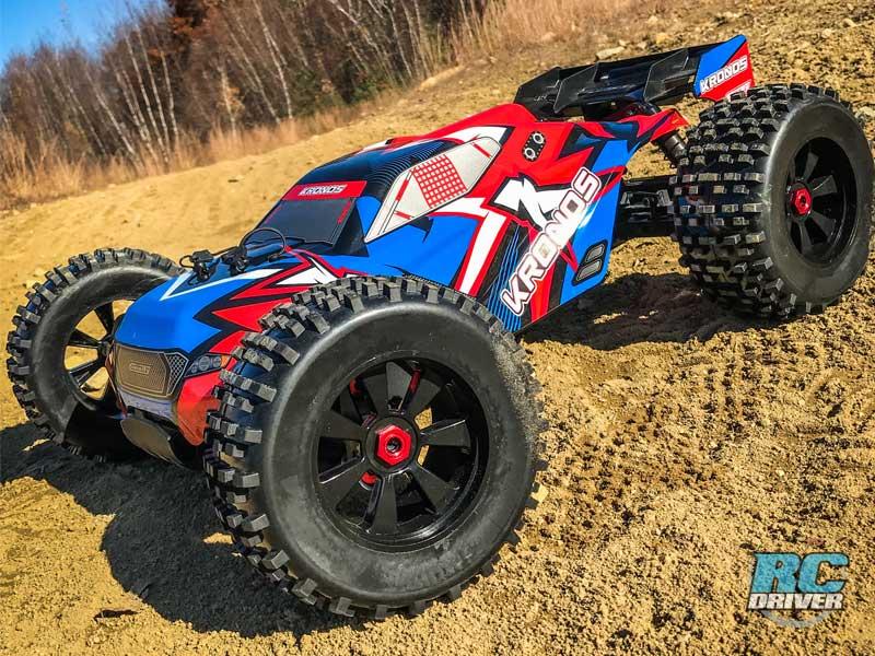 Team Corally Kronos XP V2 Brushless Monster Truck Review