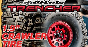 "Pro-Line Trencher 1.9"" Rock Crawling Tire"
