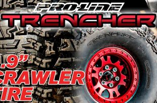 """Pro-Line Trencher 1.9"""" Rock Crawling Tire"""