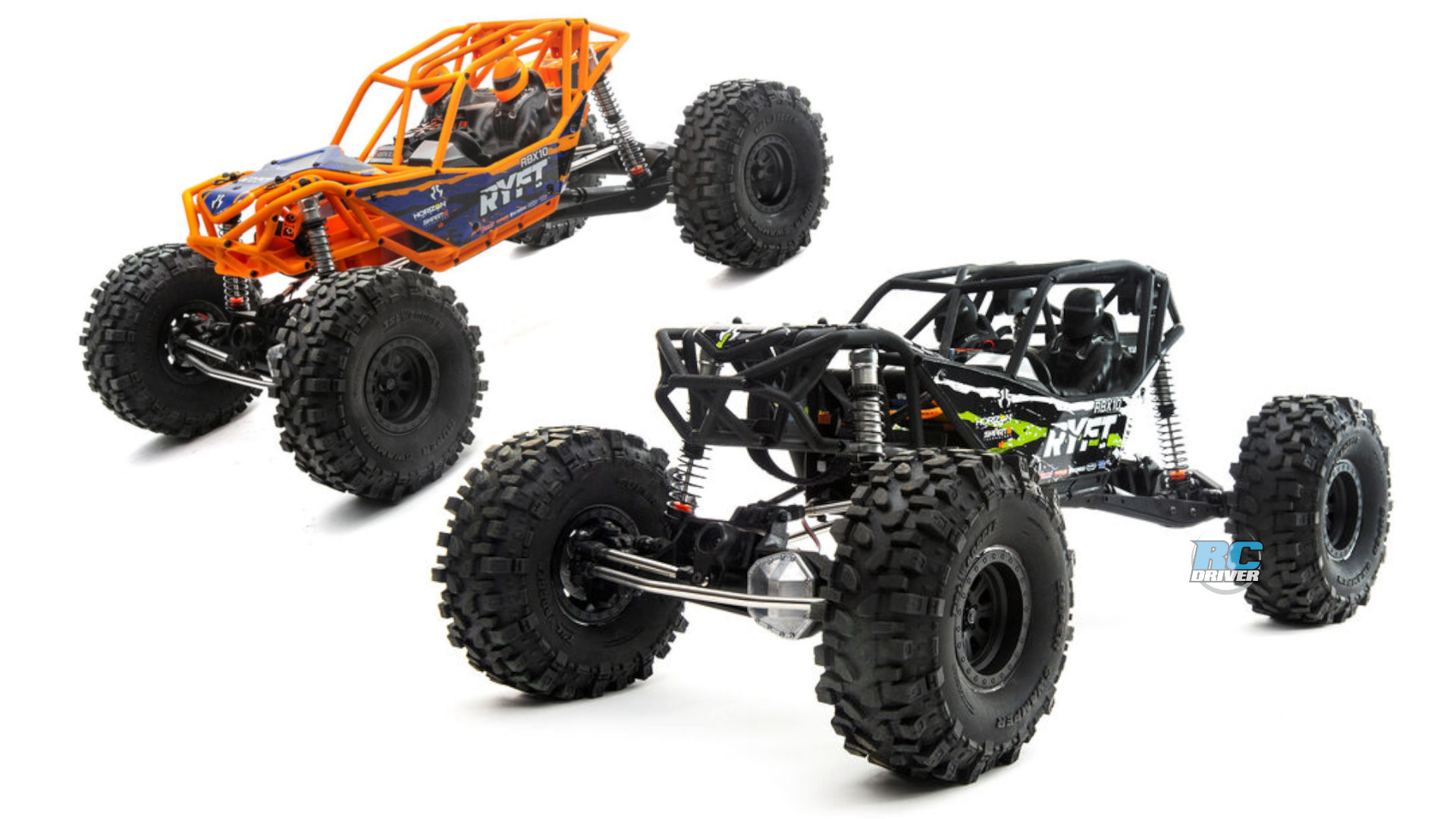 Axial RBX10 Ryft Rock Bouncer