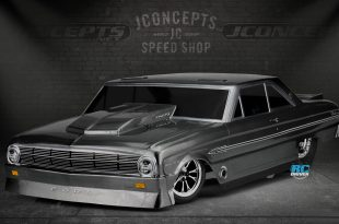 JConcepts 1963 Ford Falcon Street Eliminator Body