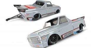 Pro-Line 1972 Chevy C-10 Drag Truck Body