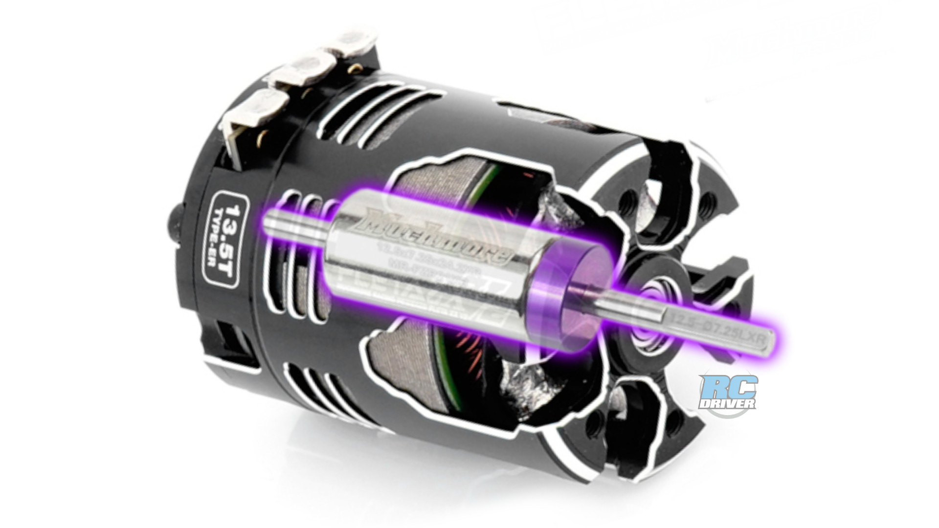 Muchmore Racing FLETA ZX V2 Motor w/21XR Rotor