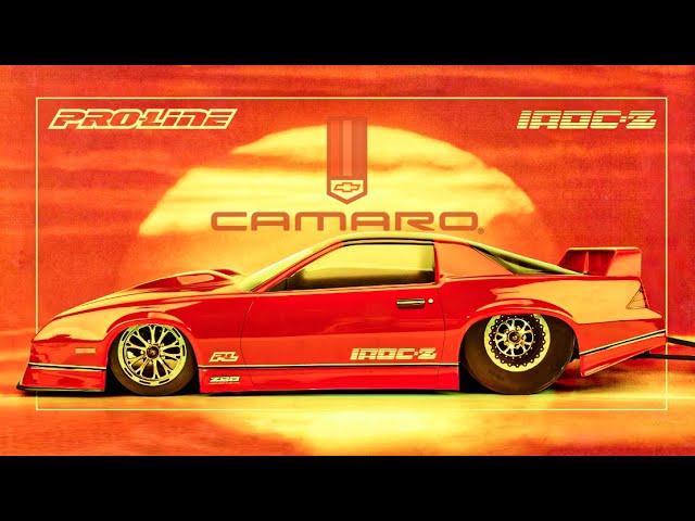 Pro-Line 1985 Camaro IROC-Z Clear Body