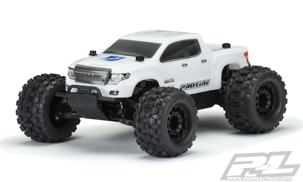 3 Traxxas Rustler 4x4 Build Options Using Pro-Line Gear