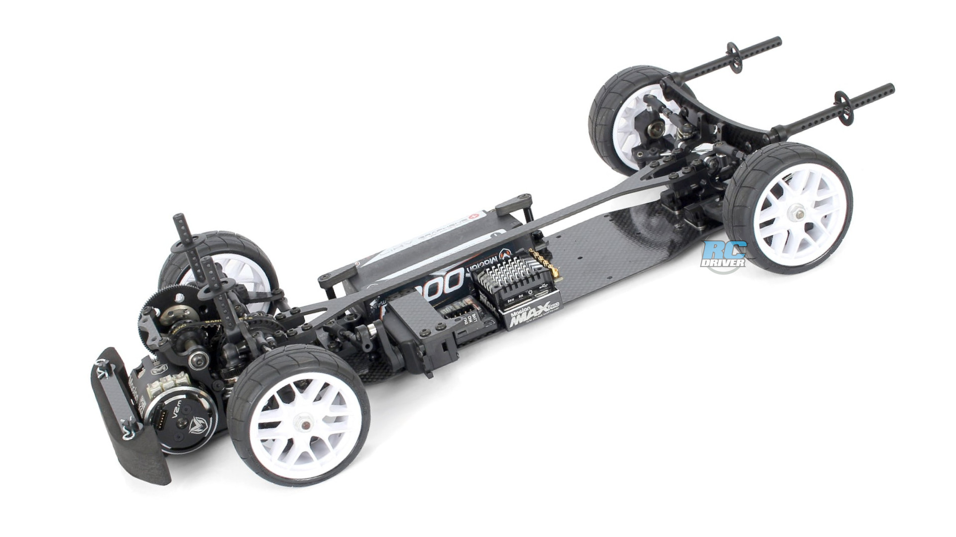 ARC reveals the R12FF 1/0-scale FWD Touring Car Kit
