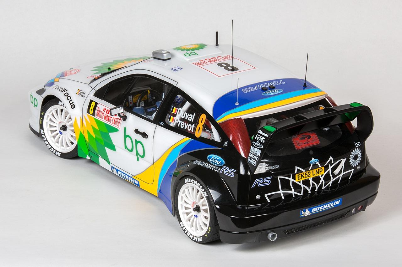 Remarkable Tamiya Ford Focus Rally Homebuilt