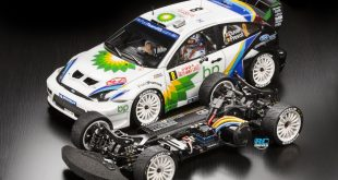 Remarkable Tamiya Ford Focus Rally Homebuilt