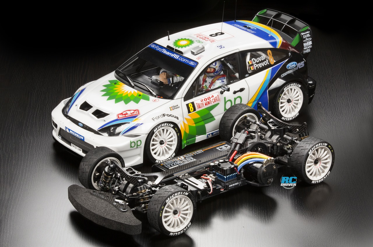 Remarkable Tamiya Ford Focus Homebuilt