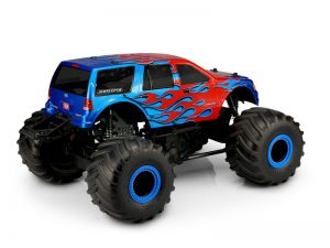 JConcepts 2005 Ford Expedition MT Body