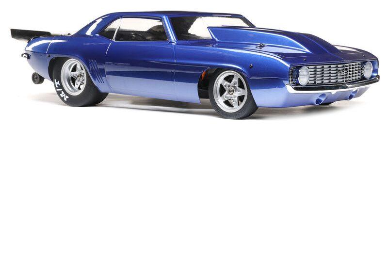 Losi 1969 Camaro 22S No Prep Drag Car